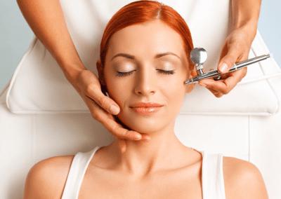 Кислородна безиглена мезотерапия за лице